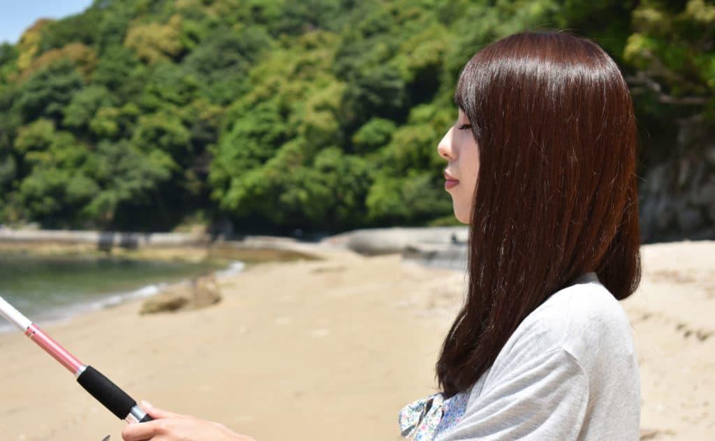 海、自然、私