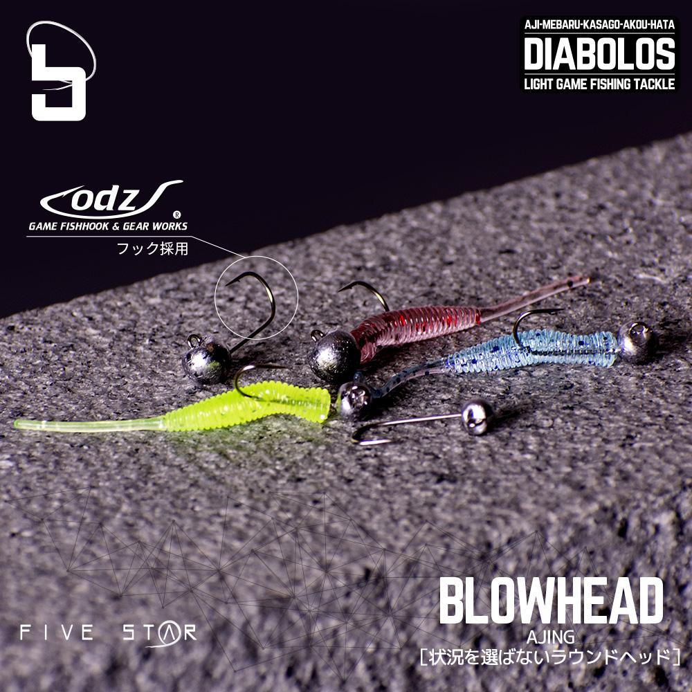 blowhead-ajing